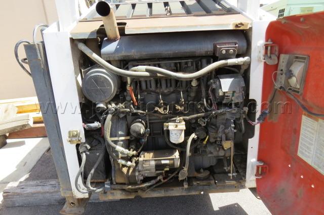 Bobcat 873 Engine Diagram - Wiring Diagrams