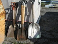 #725816 - ELEVEN (11) SHOVELS - Various Types Sold as One Lot