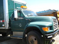 #728790 - 1996 FORD F800 BOX TRUCK W/LIFT GATE