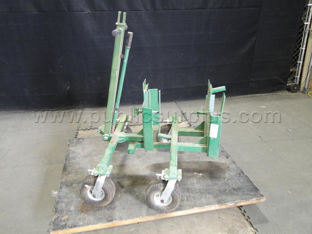 Public Surplus Auction - Picnic table mover