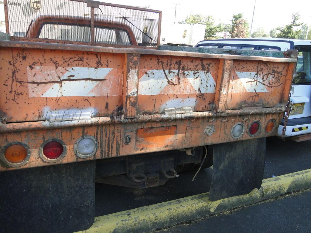 Public Surplus Auction 1337455 1980 Dodge Truck Parts D30 Dump Bed Pickup Non Op Restore Project