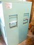 #725649 - 4 Drawer Metal Cabinet