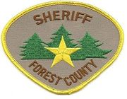 Forest County Sheriffs Department
