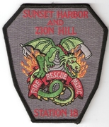 Sunset Harbor & Zion Hill Volunteer Fire Department