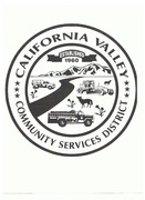 California Valley CSD