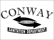 City of Conway Sanitation Dept