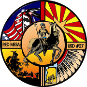 Red Mesa Unified School District #27