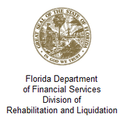 Florida Department of Financial Services Div. of Rehabilitation and Liquidation