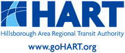 Hillsborough Area Regional Transit(H.A.R.T.)